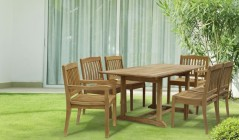 Hilgrove Dining Sets | Teak Dining Tables
