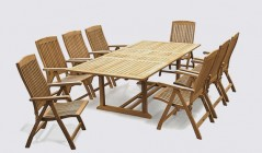 Dorchester Dining Sets | Teak Dining Tables