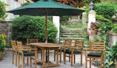 Yale Dining Sets | Teak Dining Tables