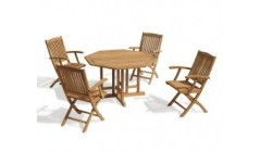 Folding Dining Tables and Chairs | Folding Dining Sets | Collapsible Dining Table and Chairs