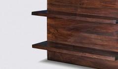 Teak Shelves | Wooden Wall Mounted Shelves | Antique Wall Shelves