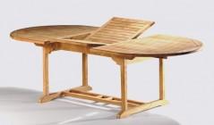 Brompton Tables | Teak Garden Tables