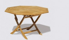 Suffolk Tables | Teak Garden Tables
