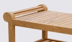 Lutyens-Style Tables | Teak Garden Tables