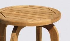 Capri Tables | Teak Garden Tables
