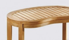 Contemporary Tables | Teak Garden Tables