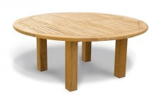 Fixed Tables | Teak Garden Tables