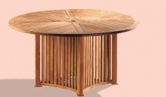 Round Dining Tables | Circular Dining Tables | Round Garden Tables