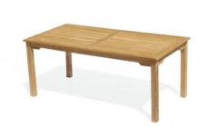 Rectangular Garden Tables | Rectangular Dining Tables | Teak Oblong Tables
