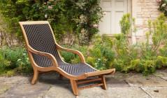 Riviera Sunloungers | Teak Garden Sunloungers
