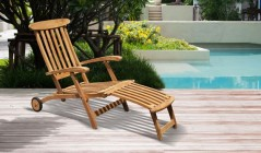 Garden Deck Chairs | Garden Steamer Chairs | Garden Sun Chairs