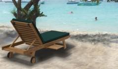 Garden Deck Chairs | Teak Sun Loungers | Teak Steamer Chairs