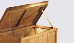 Garden Storage Boxes With Lids   Wooden Garden Storage Boxes   Outdoor Wooden Storage Boxes