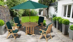 Octagonal Garden Table Set | Octagonal Dining Table Sets | Octagonal Dining Tables