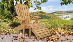 Teak Adirondack Chairs | Muskoka Chairs | Cape Cod Chairs