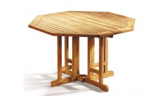Gateleg Drop Leaf Tables | Folding Wooden Tables | Teak Drop Down Tables