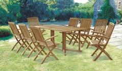 8 Seater Dining Table and Chairs | 8 Seater Dining Sets