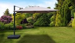 Cantilever Parasols | Garden Umbrellas Cantilever | Overhanging Parasols