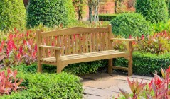 Teak Tribute Benches | Engraved Benches | Personalised Benches