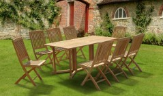 Gateleg Table and Chairs Sets | Shelley Dining Sets