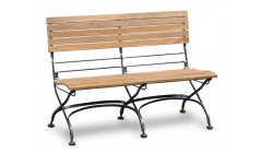 Folding Bistro Benches | Outdoor Bistro Benches