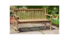 York Benches | Teak Garden Benches