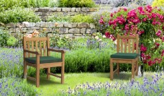Teak Garden Chairs | Rattan Outdoor Chairs | Teak Patio Chairs