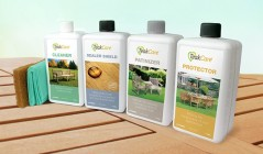Teak Cleaner, Wood Treatment, Teak Treatment Water Based