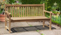 Garden Bench Seats | Hardwood Garden Benches