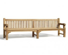 Public seating benches quality garden furniture corido for Quality garden furniture
