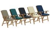 garden recliner cushions