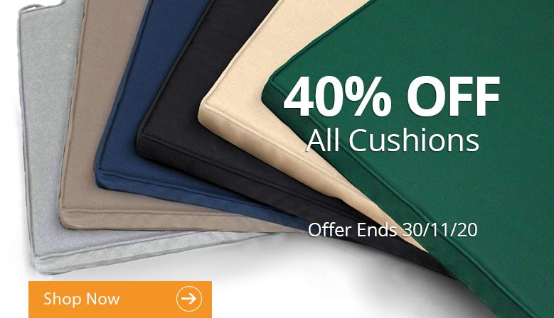 40% OFF All Cushions