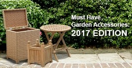 Must-Have Garden Accessories: 2017 Edition