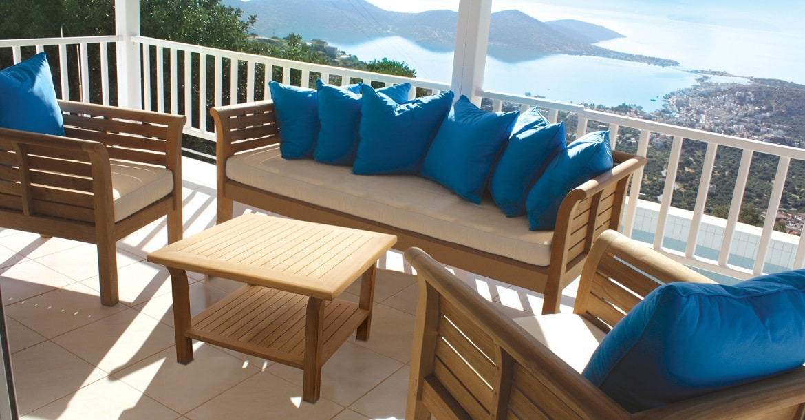 Teak Care: 5 Tips for Lifelong Teak Furniture